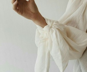 fashion, white, and minimal image