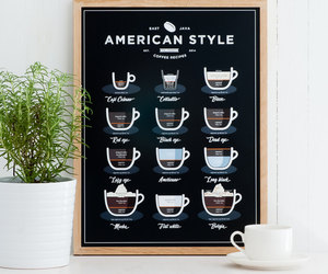 etsy, housewarming gift, and coffee poster image