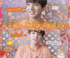 bts, jungkook, and editinspo image