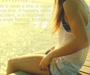 girl, quote, and typography image