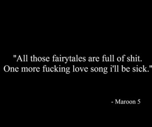 maroon 5, quote, and text image