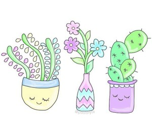 overlay, flowers, and cute image