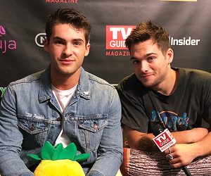 cody christian, dylan sprayberry, and teen wolf image
