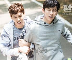 korean actor, taejoon, and ji chang wook image