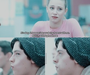 riverdale, betty cooper, and love image