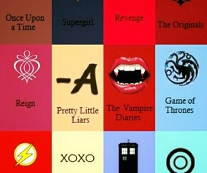 revenge, The Originals, and the vampire diaries image
