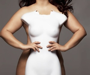 beautiful, body image, and plus size image