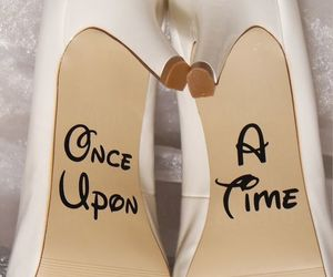 once upon a time and shoes image