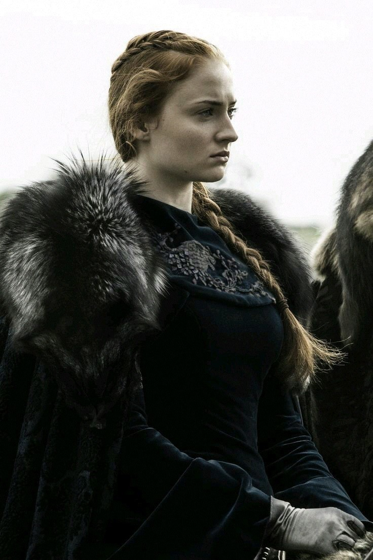 game of thrones, sansa stark, and got image
