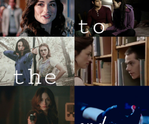 teen wolf, scott mcall, and allison argent image