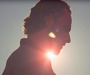 trailer, rick grimes, and the walking dead image