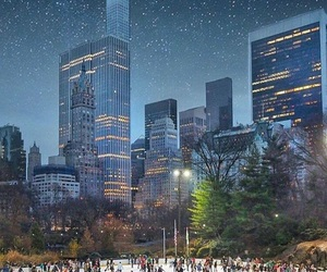 new york and Central Park image