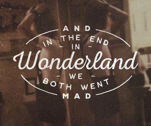 Taylor Swift, wonderland, and music image