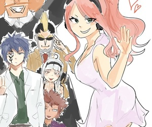 manga, fairy tail, and meredy image