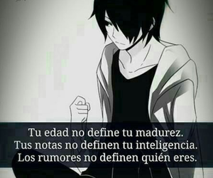 anime, frases, and frases anime image