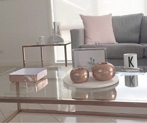 blush, copper, and grey image