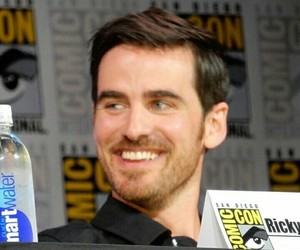 sdcc, san diego comic con, and colin o'donoghue image