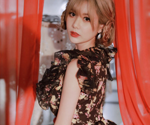 beauty, kpop, and qri image