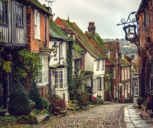 england and street image