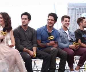 comic con, mtv, and teen wolf image
