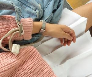 fashion, grunge, and pink image