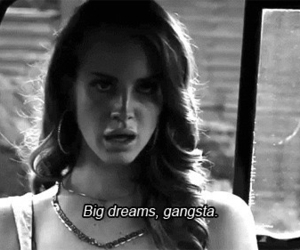 lana del rey, blue jeans, and Dream image