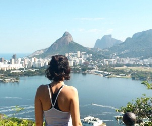 brazil, girl, and hiking image