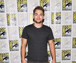 comic con, dylan sprayberry, and liam dunbar image