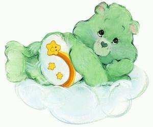 art, care bears, and cute image