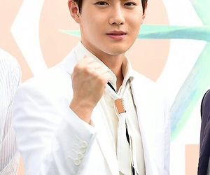 exo, kpop, and junmyeon image