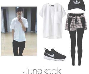 jhope, jungkook, and jimin image