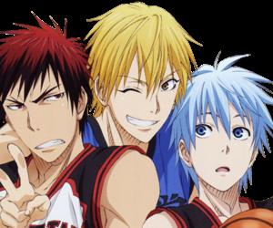 knb, kuroko no basket, and kise ryota image