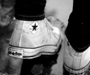 all star, black, and tumblr image