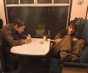 dunkirk, Harry Styles, and fionn whitehead image