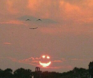 smile, sun, and sky image