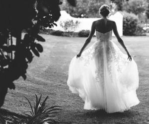 beautiful, landscape, and wedding image