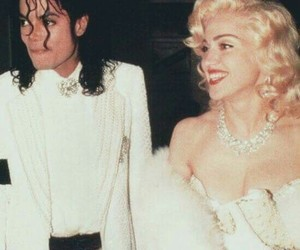 madonna and michael jackson image