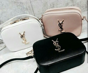 bags and YSL image