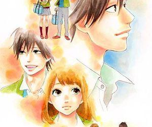 anime, naho, and orange image