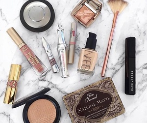 make up and product image