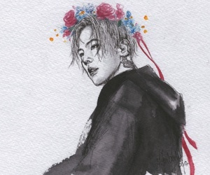 fanart, gd, and gdragon image