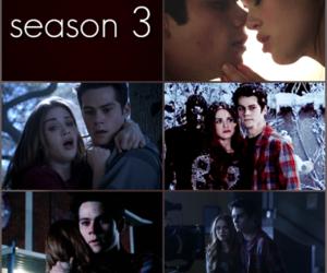 lydia, season 3, and teen wolf image