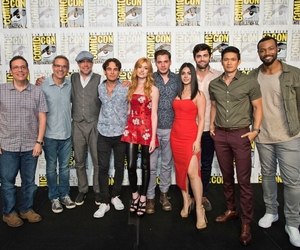 comic con, jace wayland, and alec lightwood image