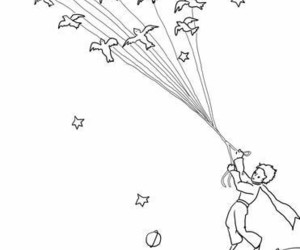 illustration and le petit prince image