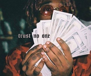money and Trust No One image