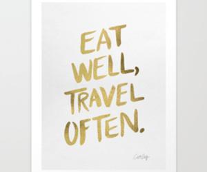 eat, wisdom, and writing image