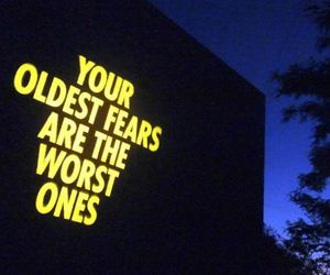 artist, jenny holzer, and quotes image