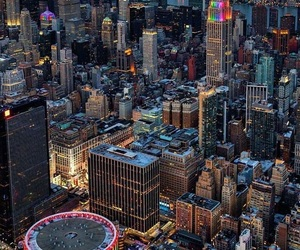chrysler building, empire state building, and ny image