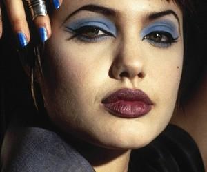 Angelina Jolie, 90s, and beauty image