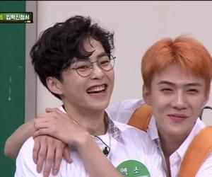 exo, sehun, and xiumin image